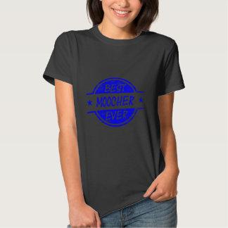 Best Moocher Ever Blue Shirt