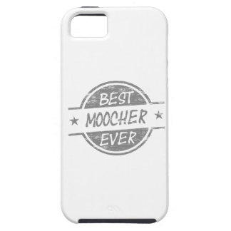 Best Moocher Ever Gray iPhone SE/5/5s Case