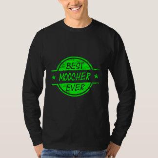 Best Moocher Ever Green T Shirt