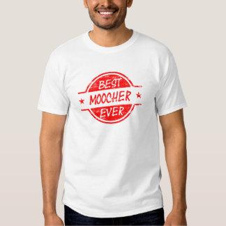 Best Moocher Ever Red T Shirt