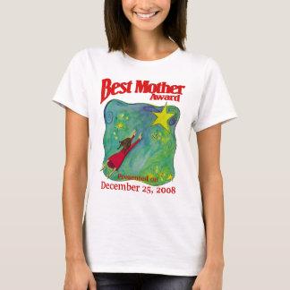 Best Mother Award- Christmas Present T-Shirt