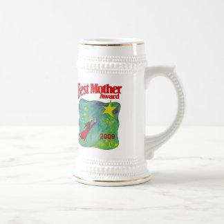 Best Mother Award Gifts Beer Stein
