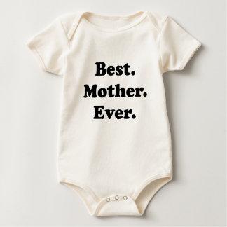 Best Mother Ever Baby Bodysuit