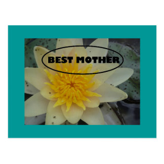 Best Mother Gift Postcard