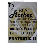 Best Mother In The World Cards