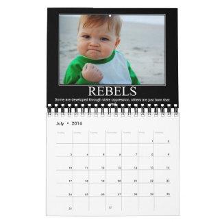 Best Motivational Calendar Ever 2016