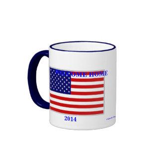 BEST MUGS 2014 - WELCOME HOME TROOPS 2014 - COFFEE