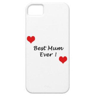 best mum ever iPhone SE/5/5s case
