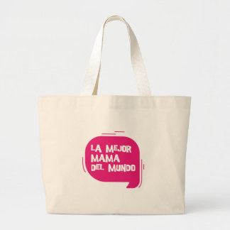 Best Mum Ever Large Tote Bag