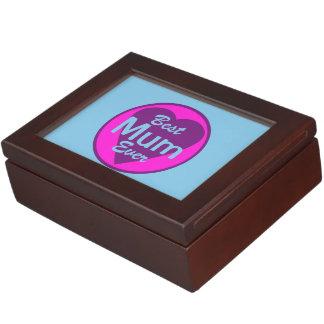 Best Mum Ever Memory Boxes