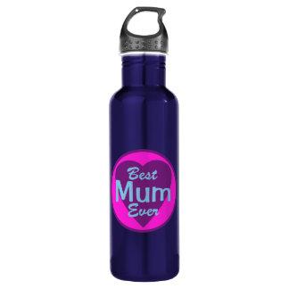 Best Mum Ever Water Bottle