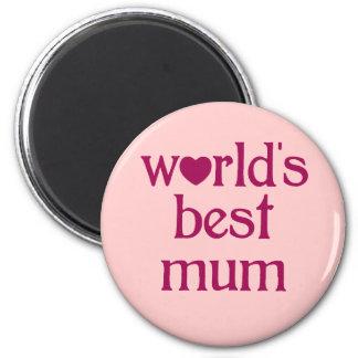 Best Mum Magnet