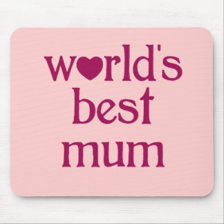 Best Mum Mouse Pad