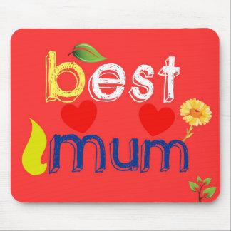Best Mum Mouse Pad (UK version)