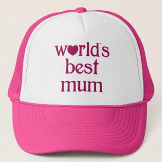 Best Mum Trucker Hat