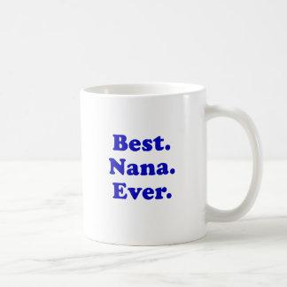 Best Nana Ever Coffee Mug