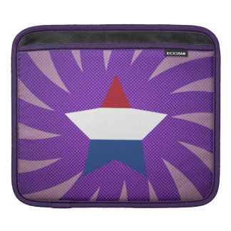 Best Netherlands Flag Design iPad Sleeves