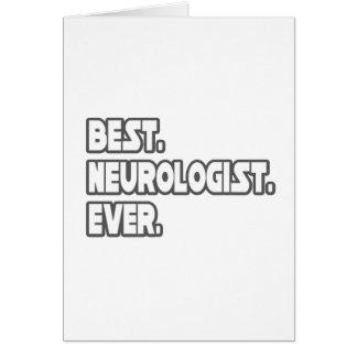 Best Neurologist Ever Card