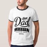 Best New Dad 2015 T Shirts