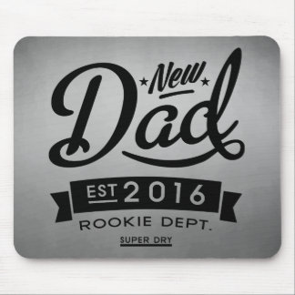 Best New Dad 2016 Mouse Pad