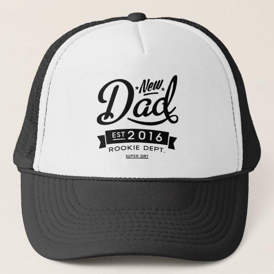 Best New Dad 2016 Trucker Hat  7d02240c9