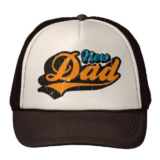 Best New Dad Trucker Hat