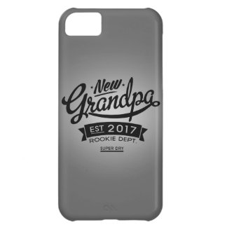 Best New Grandpa 2017 Case For iPhone 5C