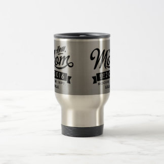Best New Mom 2016 Travel Mug