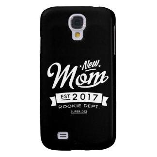Best New Mom 2017 Dark Samsung Galaxy S4 Cover