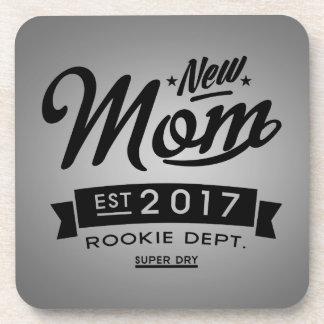 Best New Mom 2017 Drink Coaster