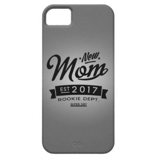 Best New Mom 2017 iPhone SE/5/5s Case