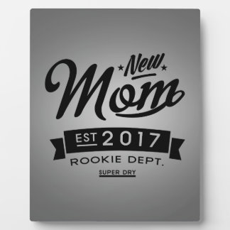Best New Mom 2017 Plaque