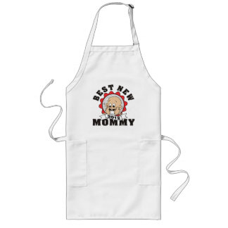 Best New Mommy 2012 Long Apron