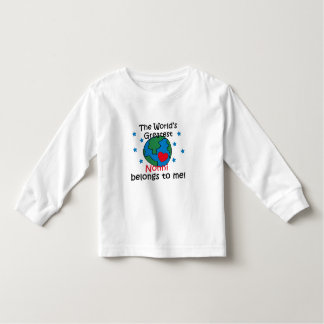 Best Nonni Belongs to me Shirt