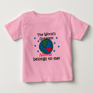 Best Nonno Belongs to me T Shirt