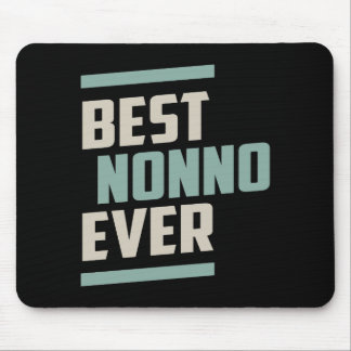 Best Nonno Ever Mouse Pad