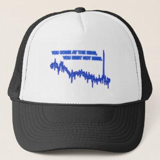 Best not miss trucker hat