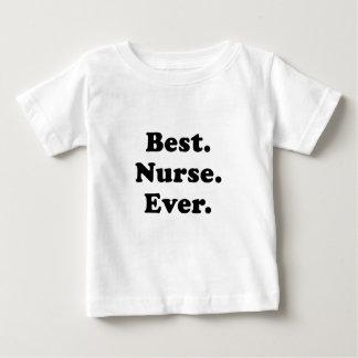 Best Nurse Ever Baby T-Shirt