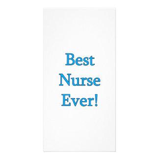 Best Nurse Ever Card