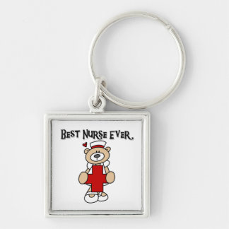 Best Nurse Ever Tshirts and Gifts Key Chains