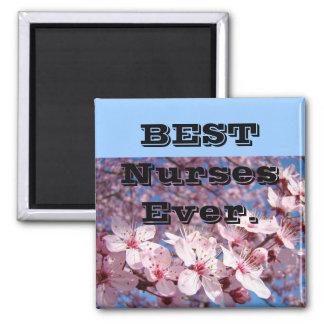 Best Nurses Ever magnets gifts Nursing Week party