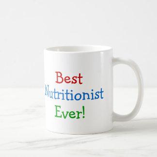 Best  Nutritionist Ever Coffee Mug