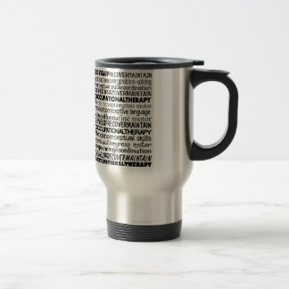 Best Occupational Therapy Gifts 15 Oz Stainless Steel Travel Mug