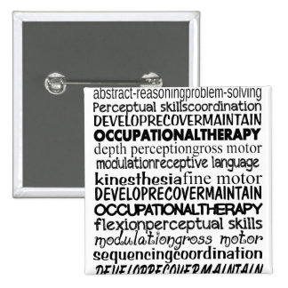 Best Occupational Therapy Gifts Pins