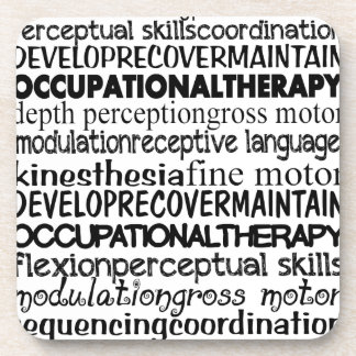 Best Occupational Therapy Gifts Coaster