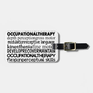 Best Occupational Therapy Gifts Luggage Tags