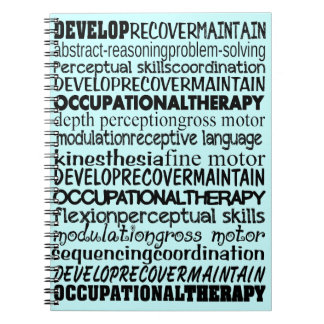 Best Occupational Therapy Gifts Notebook