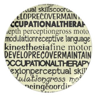Best Occupational Therapy Gifts Plate
