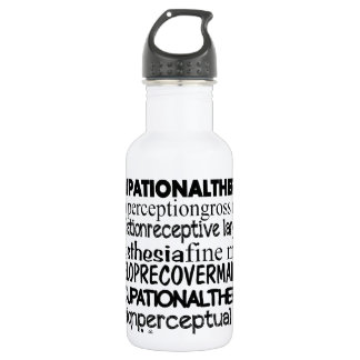 Best Occupational Therapy Stainless Steel Water Bottle