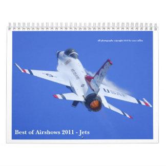 Best of Airshows 2011 Calendar